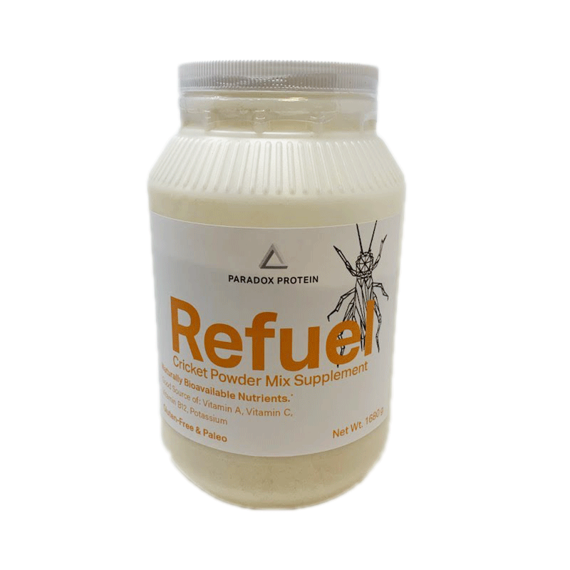 REFUEL CRICKET POWDER MIX SUPPLEMENT – MANGO (REGULAR)