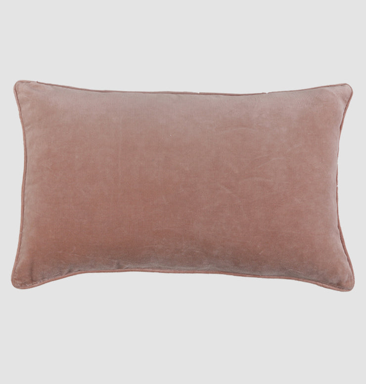 Pink Zardosi Queen Cushion - DaOneHomes