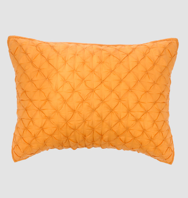 Honey Comb Textured Pillow Sham - DaOneHomes