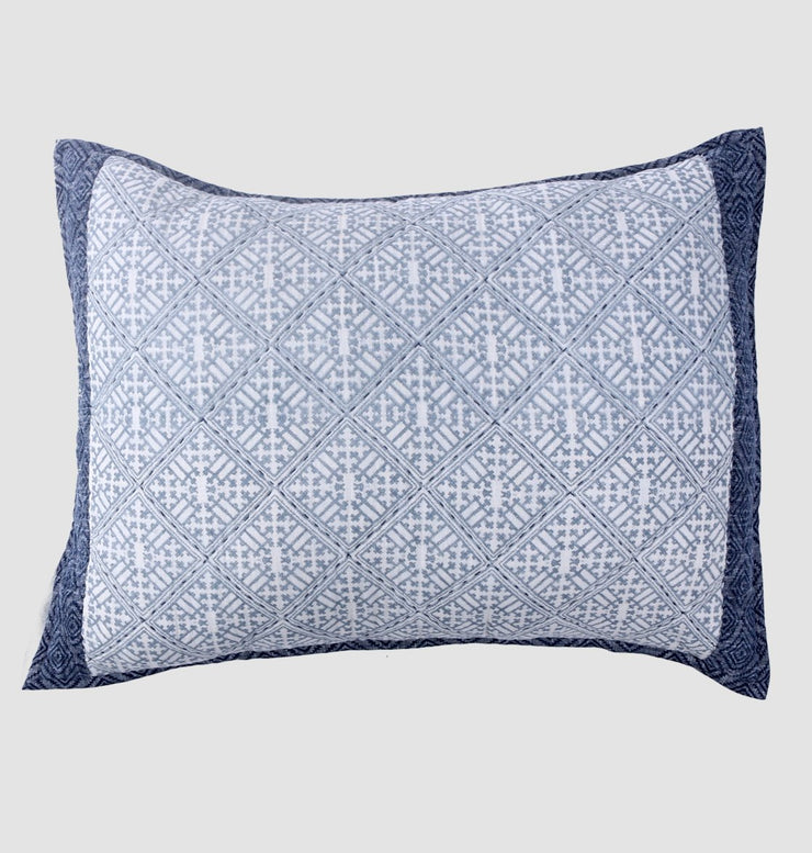 Blue Circle of Life Cushion - DaOneHomes