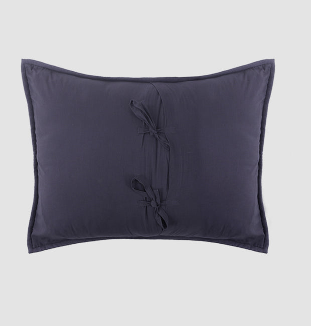 Honey Grey Garden Pillow Sham - DaOneHomes