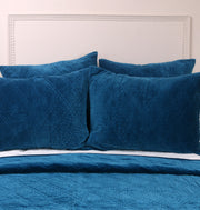 SAILOR BLUE KING BED SET - DaOneHomes