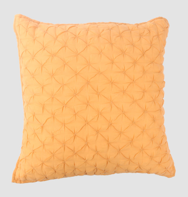 Honey Comb Textured Euro Sham - DaOneHomes