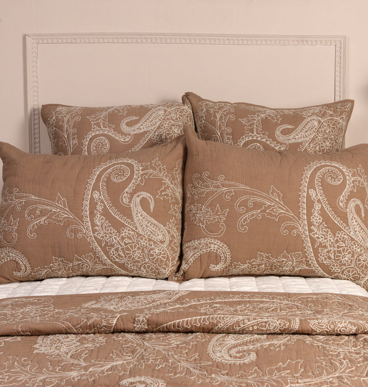 PALE BLUSH TWIN BED SET - DaOneHomes