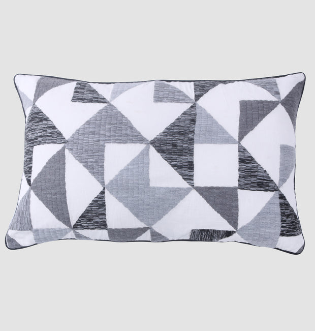 Shades of Grey Cushion - DaOneHomes