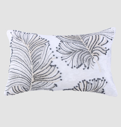 Flamboyant Feathers Cushion - DaOneHomes