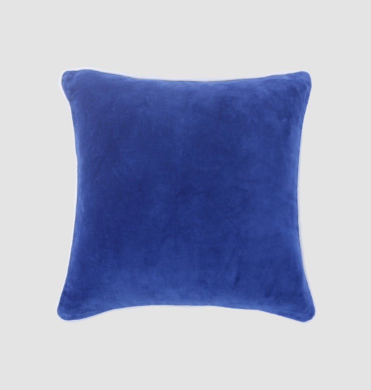 Royal Blue Vintage Cushion - DaOneHomes