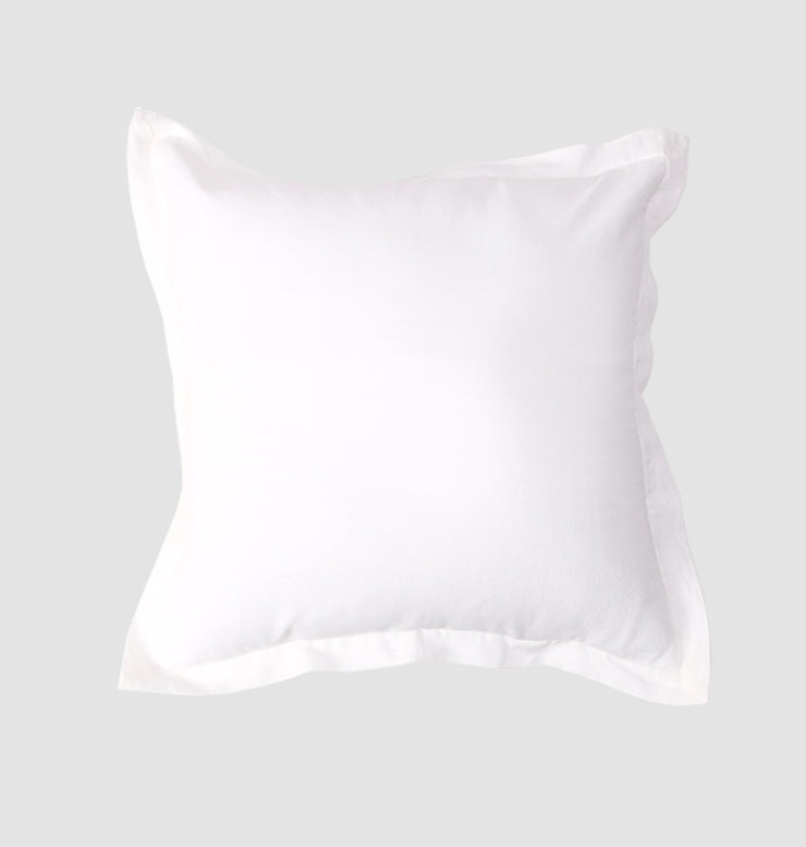 White Pleated Beauty Cushion - DaOneHomes
