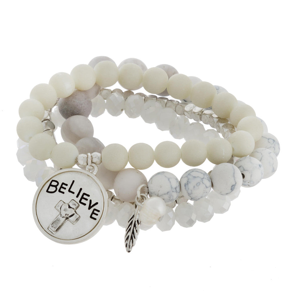 Heavenly Believe Bracelet