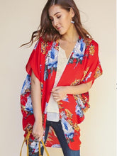 Pop of Color Kimono