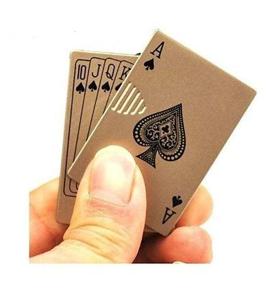 Playing Cards Lighter
