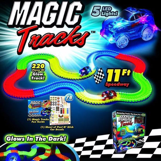 Baby - Magic Race Track