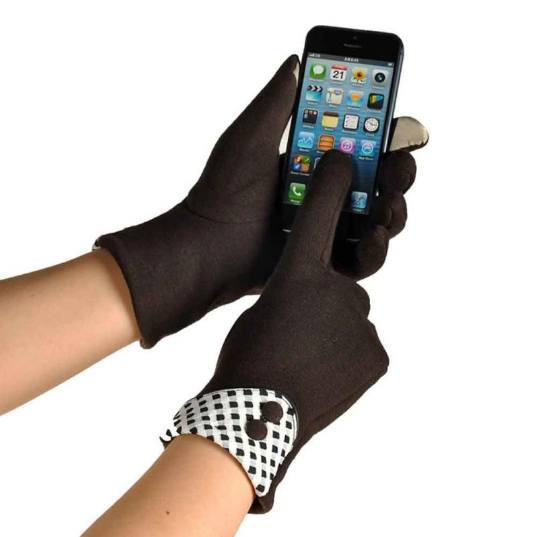 Beauty - Touch Screen Gloves