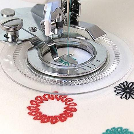 Embroidery - Flower Stitch Foot