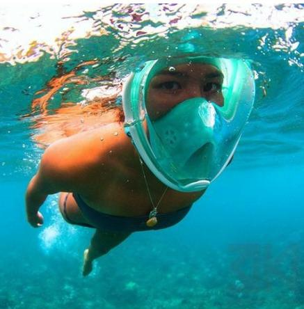 Gadgets - Full Face Snorkel Mask