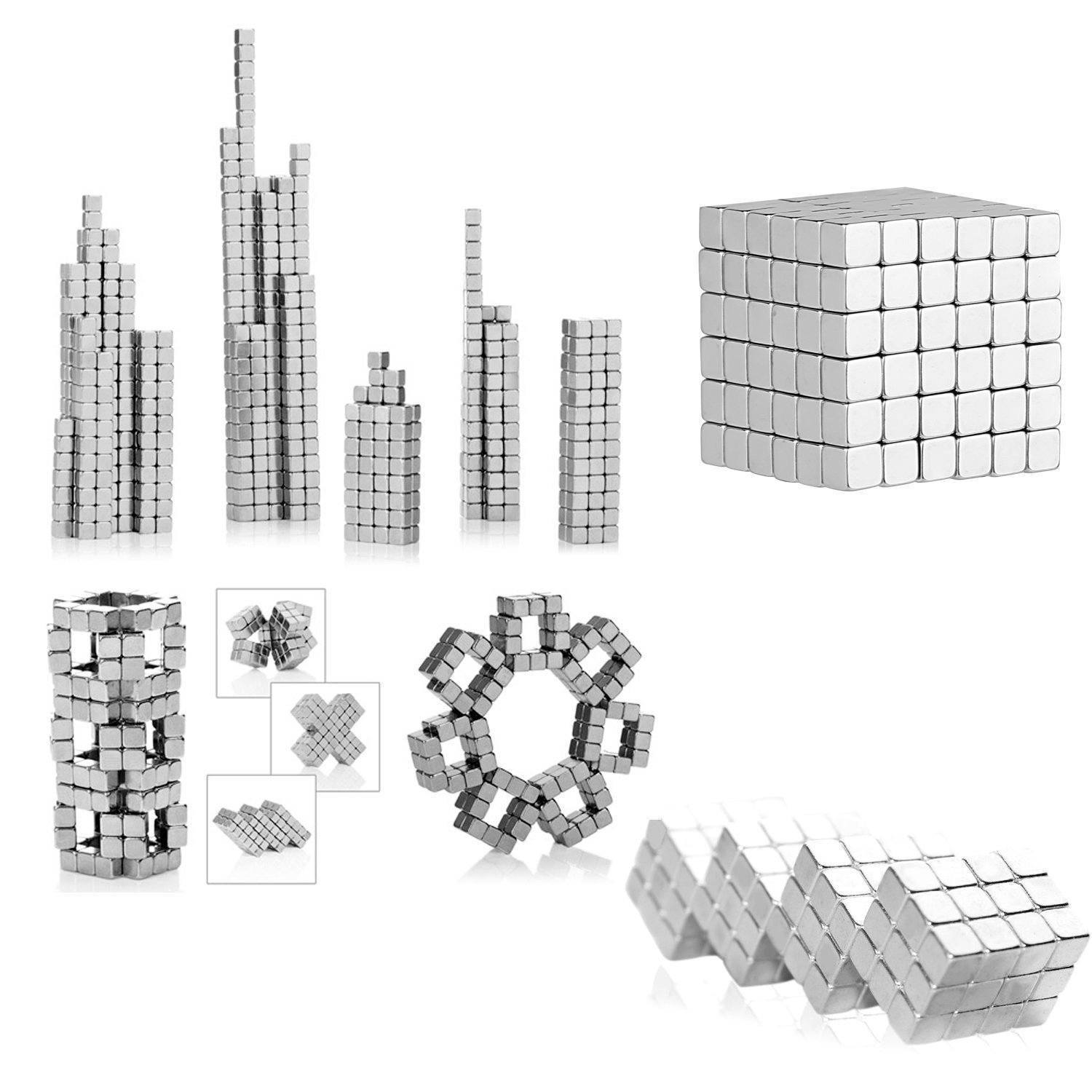 Gadgets - Magic 216-piece Cube