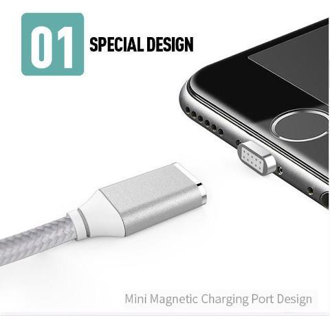 Gadgets - Magnetic Phone Charger