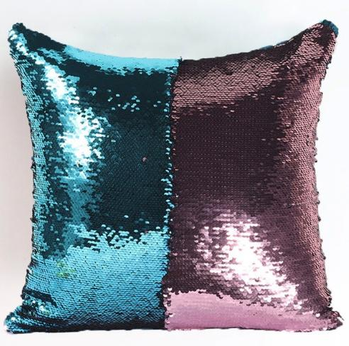 Home - Mermaid Pillow