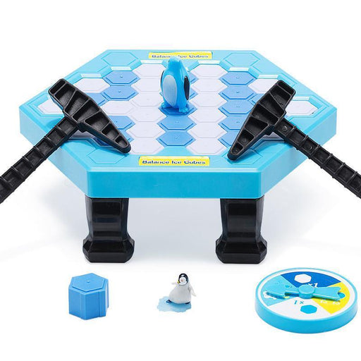 Home - Penguin Trap Table Game