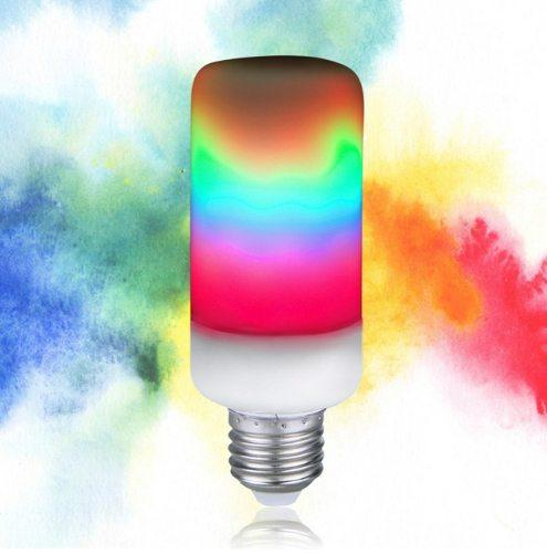 Home - Rainbow Light Bulb