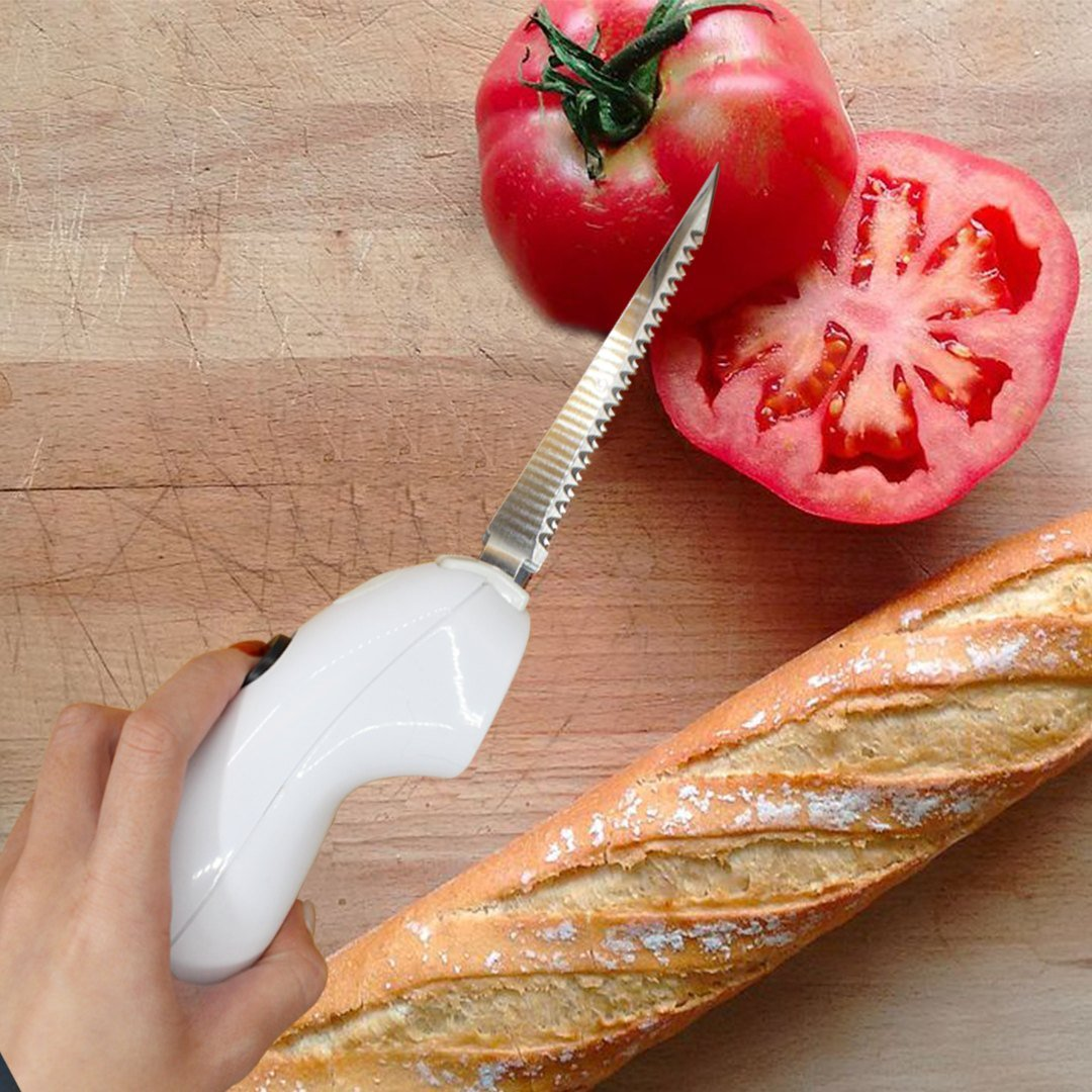 Kitchen - EASY CUT CORDLESS KNIFE