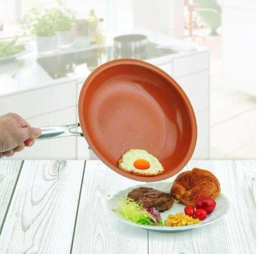 Kitchen - Non-stick Frying Pan With Ceramic Coating