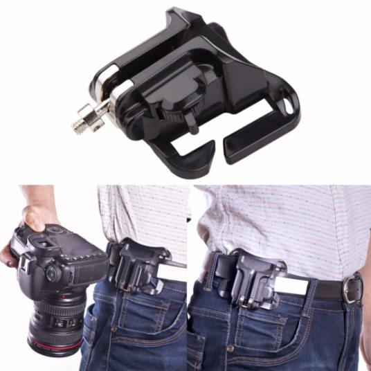 Photo - Quick Release Strap Buckle For DSLR Camera