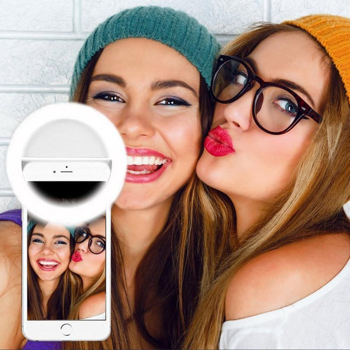 Photo - Selfie Ring Light