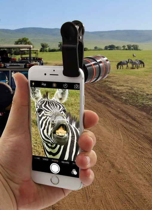 Photo - Telephoto Lens For Smartphone