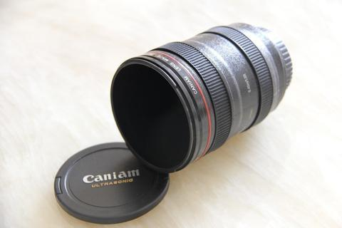 Photo - The Camera Lens Coffee Mug