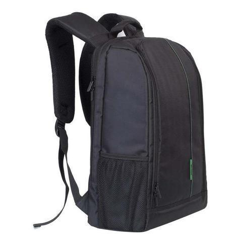 Photo - Waterproof Padded DSLR Camera Backpack With Rain Cover