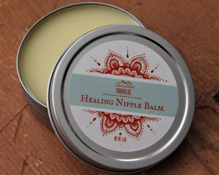 HEALING NIPPLE BALM - New Addition to our MOM and BABY LINE