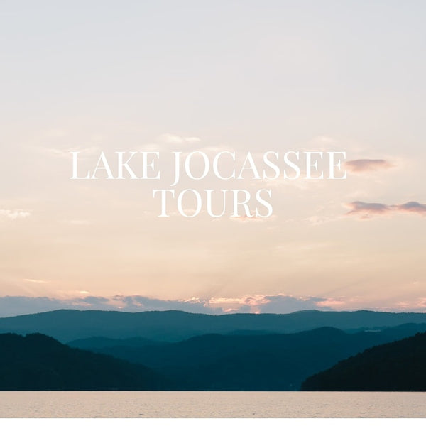 Lake Jocassee Boat Tours