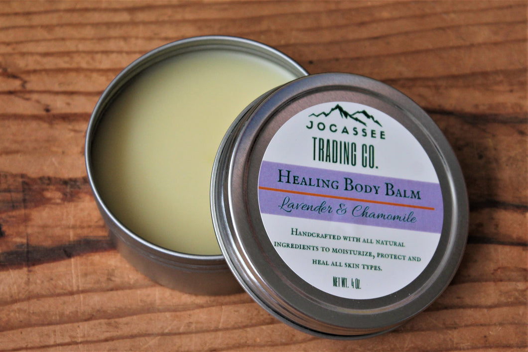 Healing Body Balm - Lavender and Chamomile