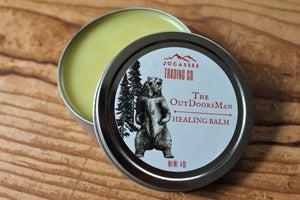 THE OUTDOORSMAN HEALING BALM