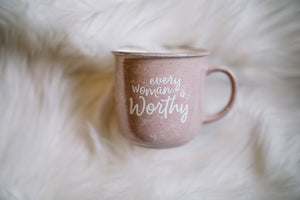The Worthy Co Ceramic Mug