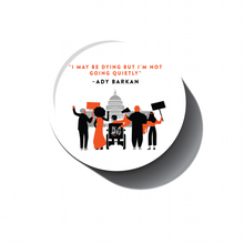 Be a Hero Buttons (2-Pack)