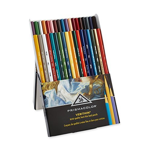 VERITHIN PENCIL 36 COLOR BOX SET