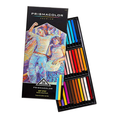 PRISMA COLOR ART STIX 36 COLOR SET