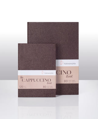 The Cappuccino Book 120 gsm