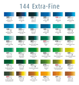Extra Fine Oil colour Tube 40ml Colors A to I