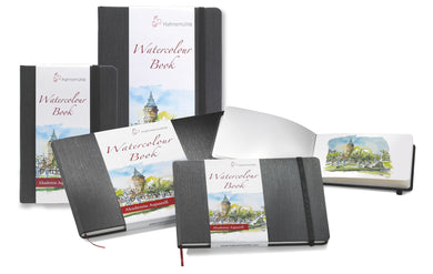 Watercolour Book 200g 30sh