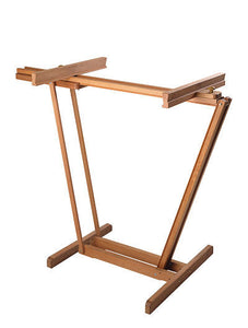 Single Mast Convertible Lyre Easel