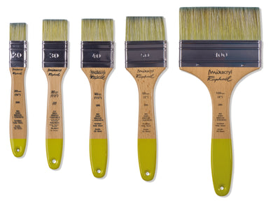 MIXACRYL MULTIMEDIA FLAT BRUSH