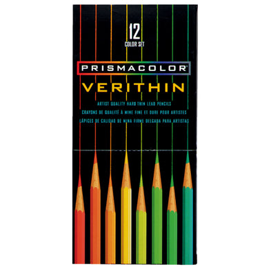 VERITHIN PENCIL 12 COLOR BOX SET