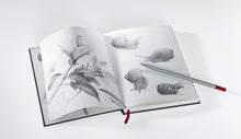 Load image into Gallery viewer, NOSTALGIE SKETCHBOOK 190GSM - 40 SHEETS/80 PAGES