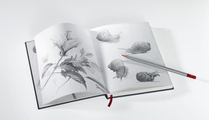 NOSTALGIE SKETCHBOOK 190GSM - 40 SHEETS/80 PAGES