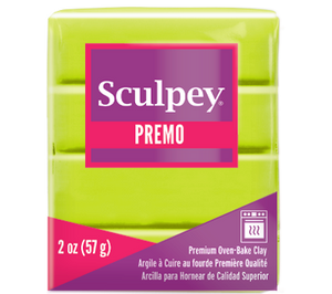 SCULPEY PREMO PREMIUM OVEN-BAKE CLAY - 2 OZ BARS