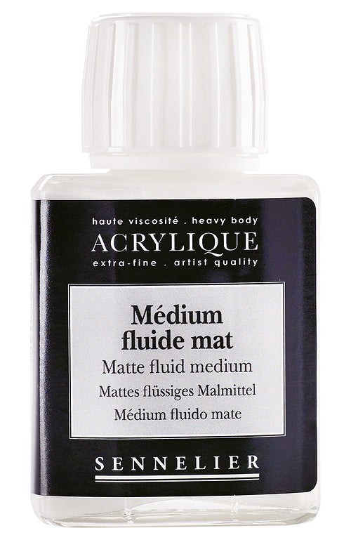 MATTE FLUID MEDIUM 250ML JAR