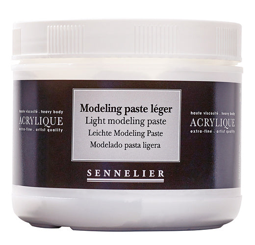 MODELING PASTE 500ML JAR